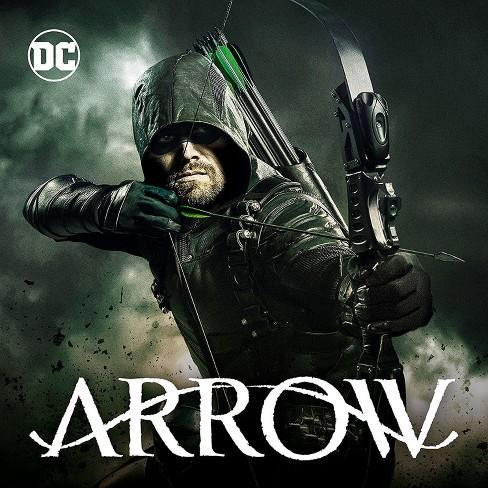 Arrow: The Complete Sixth Season (DVD) - image 1 of 1