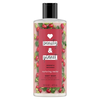 Love Beauty & Planet Rosehip & Patchouli Body Wash   16oz by Shop This Collection