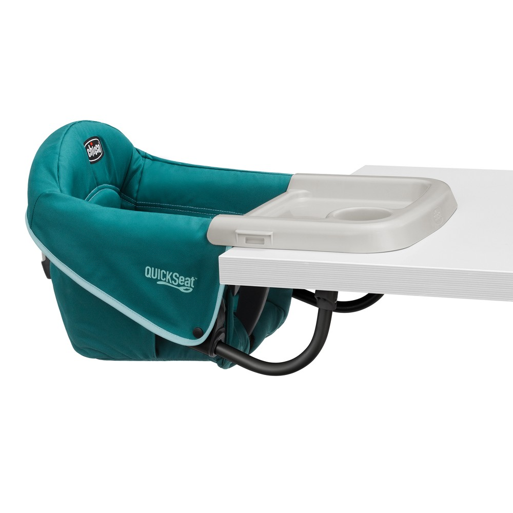 Chicco Quick Seat Hook on High Chair - Isle, Green