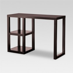 Wood Writing Desk with Storage - Threshold™