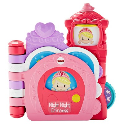 Fisher-Price Princess Mommy Sweet Dreams Storybook