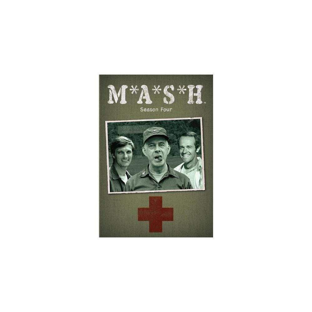 M A S H Season Four Dvd 2008