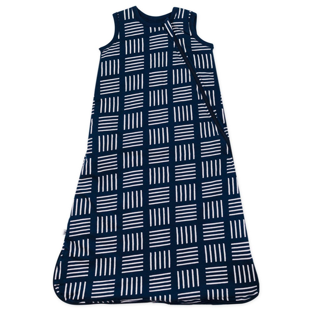 Honest Baby Organic Cotton Jersey Fill Wearable Blanket All Seasons Sketchy Square L