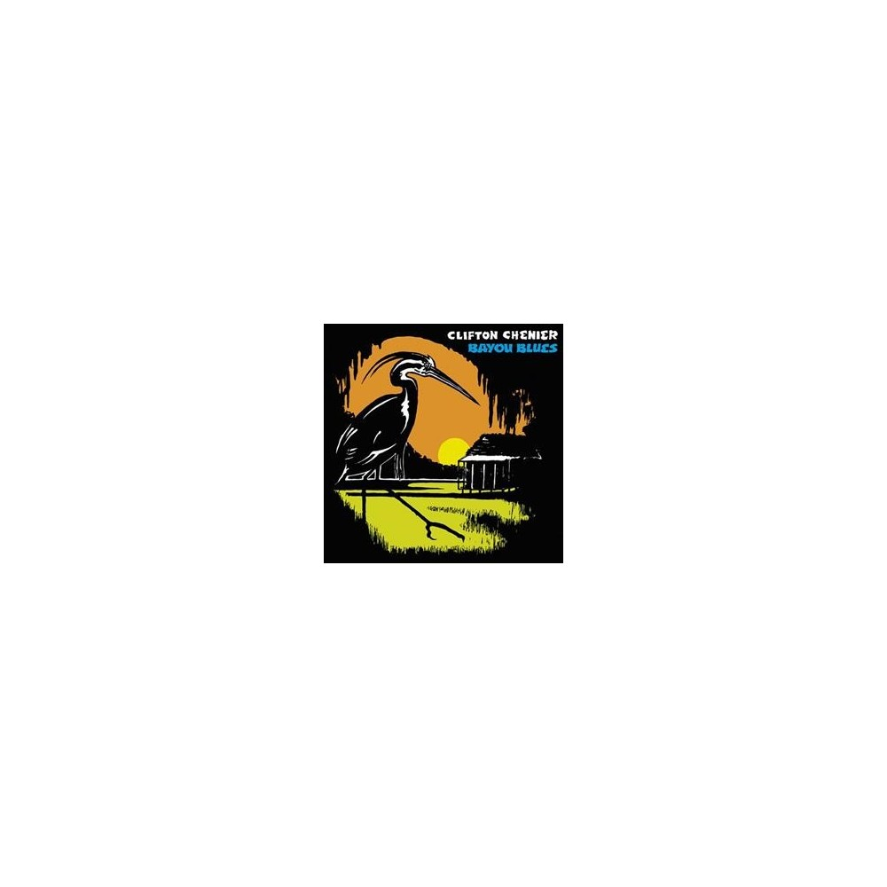 Clifton Chenier - Bayou Blues (Vinyl)
