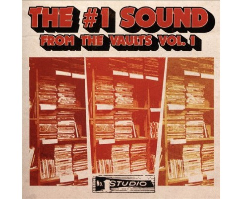 Various - From The Vaults Vol 1 (CD) - image 1 of 1