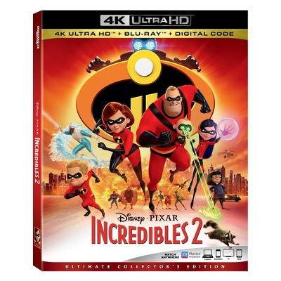 Incredibles 2 (4K/UHD)