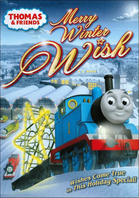 Thomas & Friends: Merry Winter Wish (dvd_video) - image 1 of 1