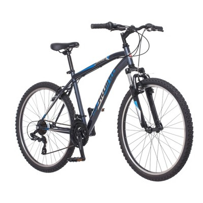 Schwinn Men's Ranger 26  Mountain Bike- Gray/Blue