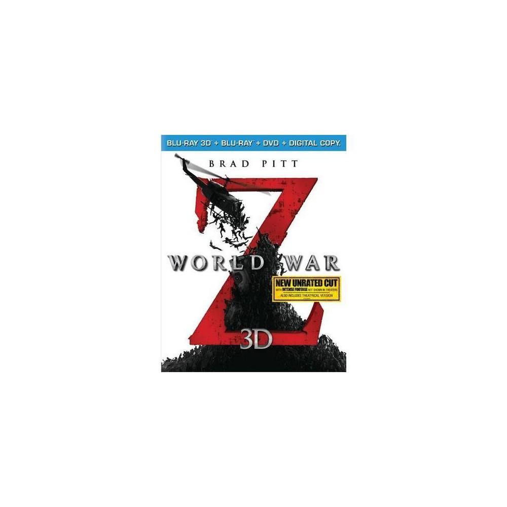 World War Z (Blu-ray), movies