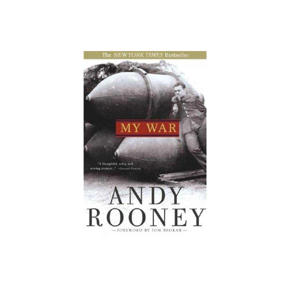 My War By Andy Rooney Paperback