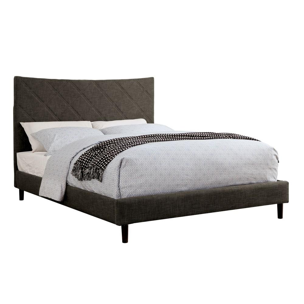 Adult Bed Dark Gray - miBasics