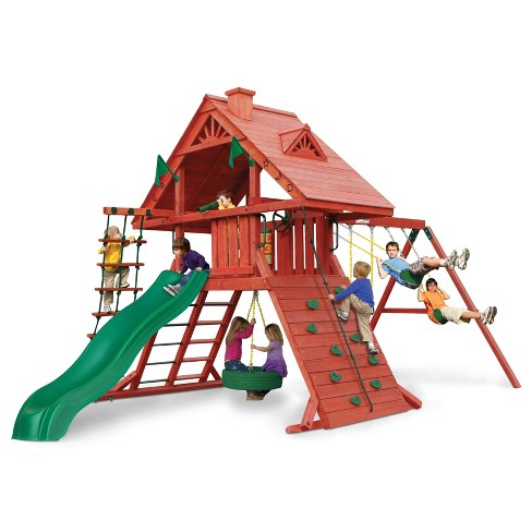 Gorilla Playsets Sun Palace I Swing Set Target