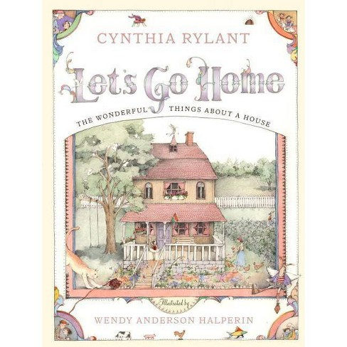 Let's Go Home - by  Cynthia Rylant (Hardcover) - image 1 of 1