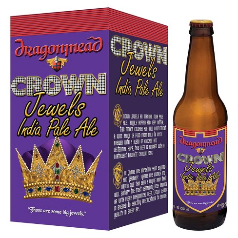 Dragonmead® Crown Jewels IPA - 4pk / 12oz Bottles - image 1 of 1