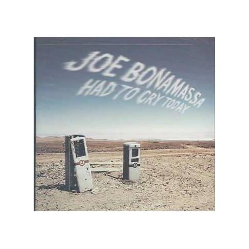 Joe Bonamassa - Had to Cry Today (CD) - image 1 of 1