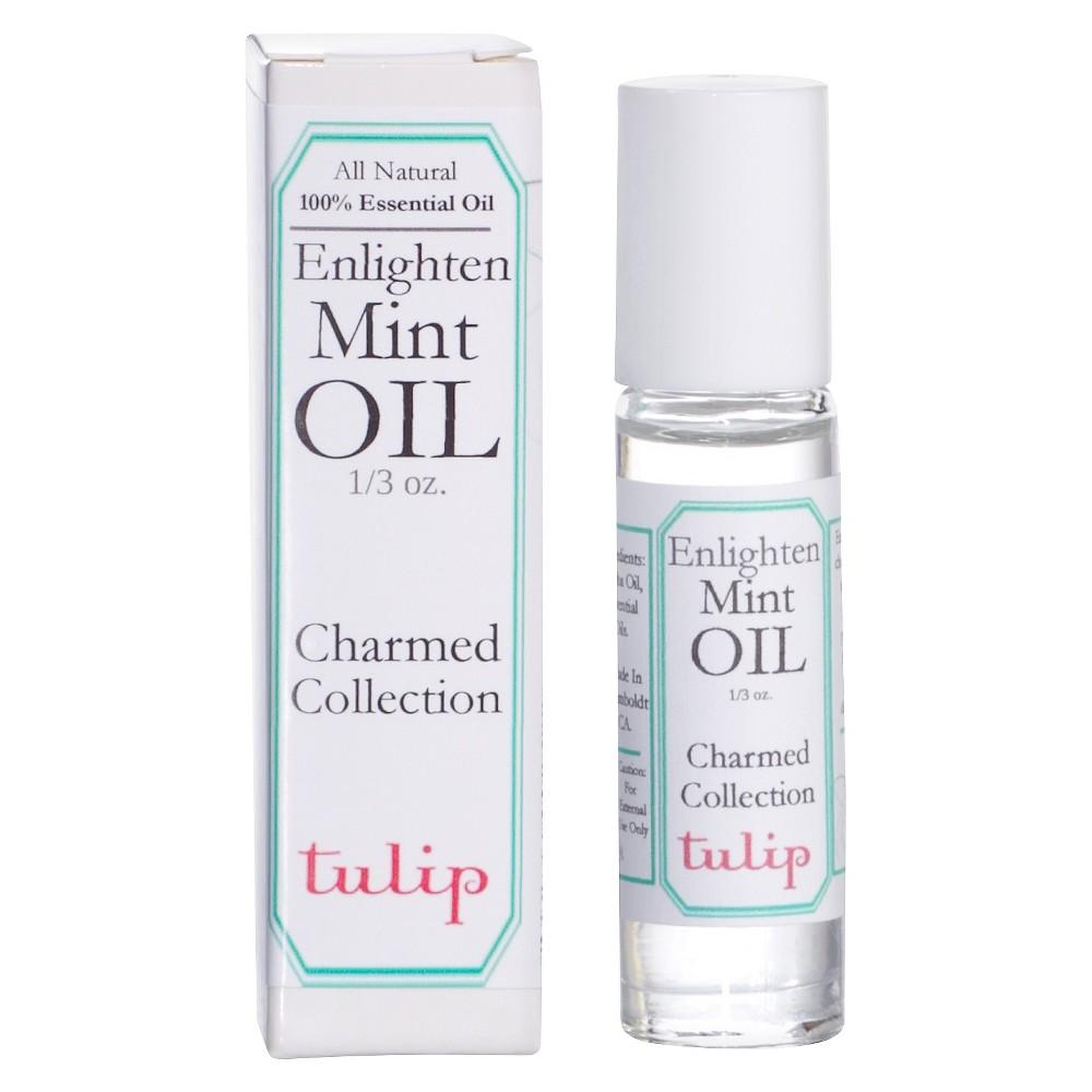 Women's Charmed Enlighten Mint by Tulip Perfume Oil - 0.33 oz