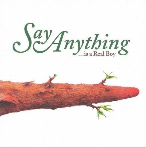 Say Anything - ...Is a Real Boy (Bonus CD) [Explicit Lyrics] - image 1 of 7