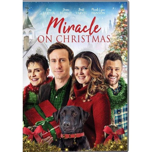Miracle On Christmas (DVD)(2020) : Target