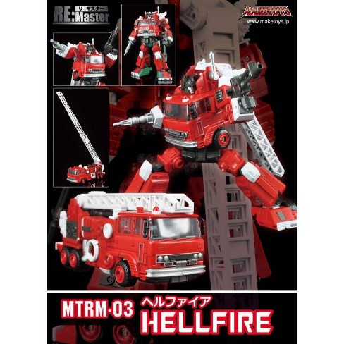 Make Toys - RM-03 Hellfire Action Figures - image 1 of 4