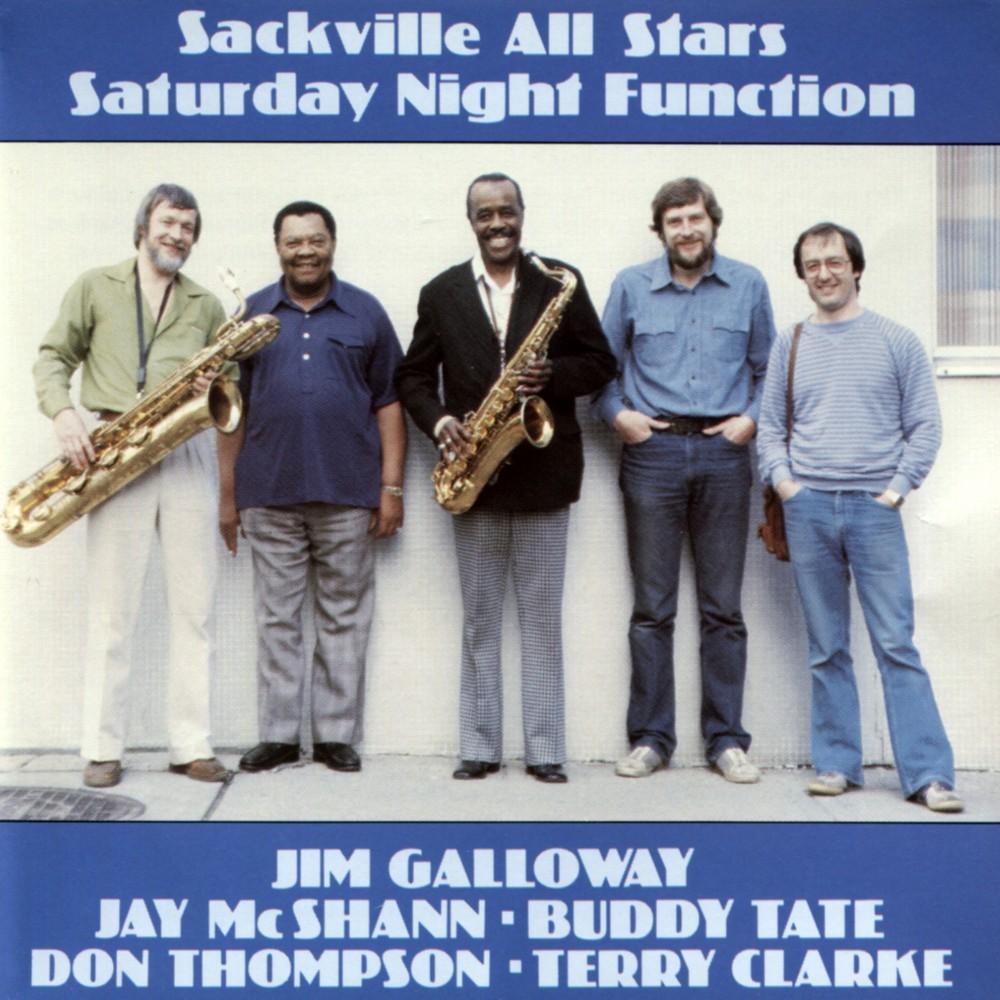 Sackville All Stars - Saturday Night Function (CD)