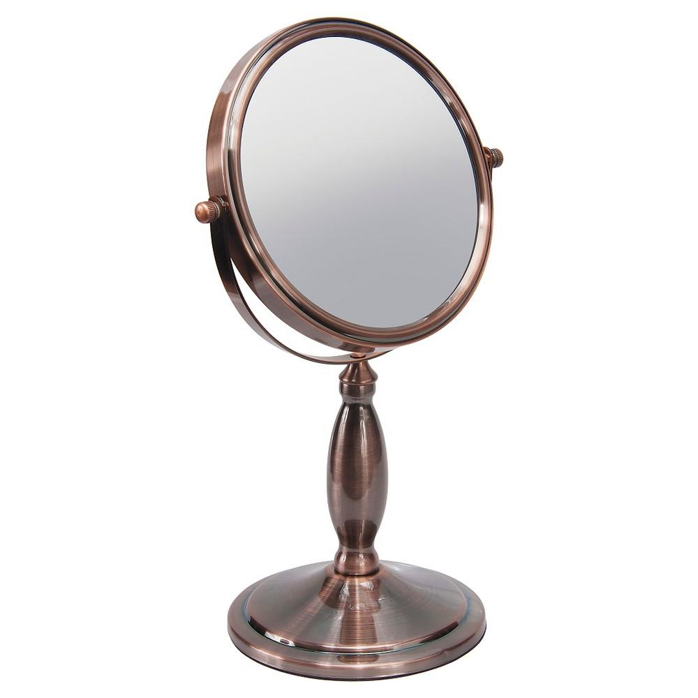 Vanity Bathroom Mirror Harry Koenig Bronze Brown