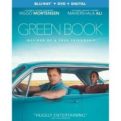 Green Book (Blu-Ray + DVD + Digital)
