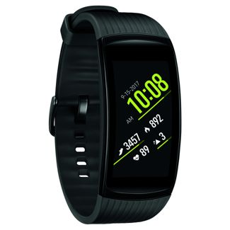 Samsung Gear Fit 2 Pro Small - Black