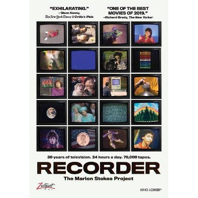 Recorder: The Marion Stokes Project (DVD)(2020)