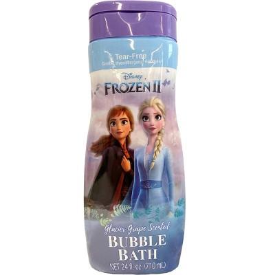 Frozen Glacier Grape Scented Bubble Bath - 24 fl oz