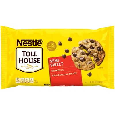 Baking Chips & Chocolate: Nestlé Toll House Semi-Sweet Morsels