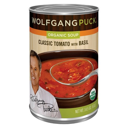Wolfgang Puck Organic Classic Tomato with Basil Soup - 14.5oz - image 1 of 1