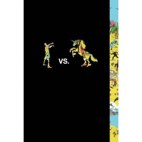 Zombies vs. Unicorns - (Paperback) - image 1 of 1