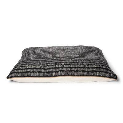 KE Pillow Print Poly Canvas Dog Bed - XL - Boots & Barkley™