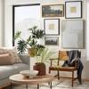 "13.9"" x 25.4"" Horizontal Landscape Framed Canvas - Threshold™ designed with Studio McGee - image 4 of 4"