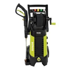Sun Joe SPX3001 Electric Pressure Washer   2030 PSI Max   1.76 GPM   14.5-Amp   Hose Reel.