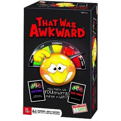 That Was Awkward Board Game