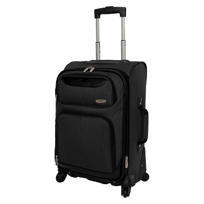 Skyline 21  Spinner Carry On Suitcase - Gray