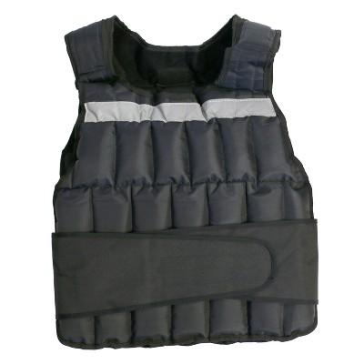 GoFit Unisex Adjustable Weighted Vest 40lb