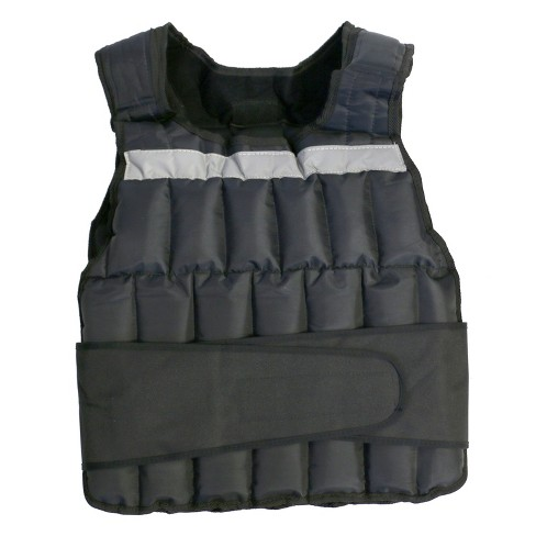 GoFit Unisex Adjustable Weighted Vest 40lb - image 1 of 3