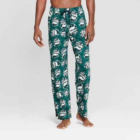 fc4d670ac2 Men s A Christmas Story Pajama Pants - Green   Target