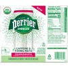 Perrier ENERGIZE Pomegranate Flavored Carbonated Energy Beverage - 6pk/11.15 fl oz Cans - image 2 of 4