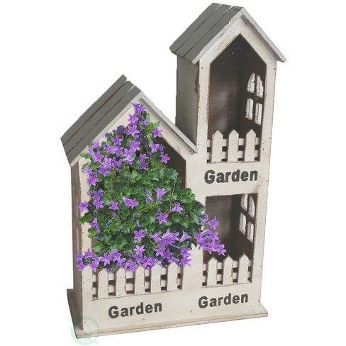 Gardenised 3 Section Wall Planter - image 1 of 2