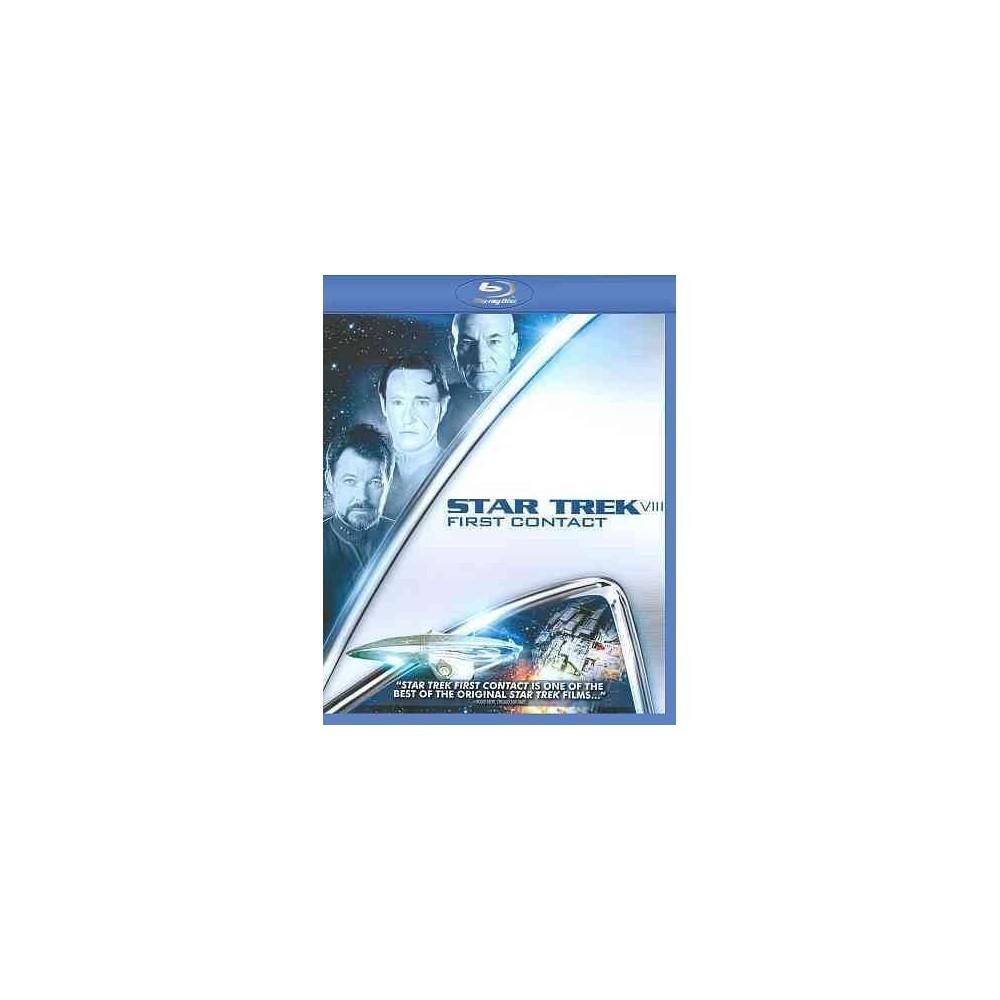 Star Trek Viii:First Contact (Blu-ray)