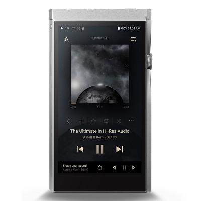 Astell & Kern SE180 Premium Model Interchangeable All-in-One DAC/AMP Module (Moon Silver)