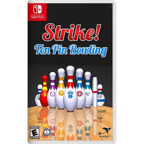 Strike! Ten Pin Bowling - Nintendo Switch - image 1 of 4