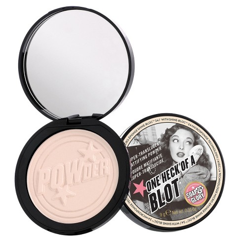 Soap & Glory® One Heck Of A Blot Face Powder - .31oz - image 1 of 3