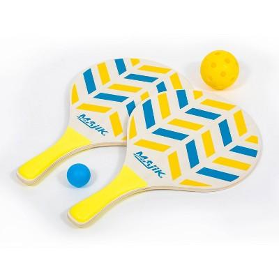 Majik Paddle Ball Set