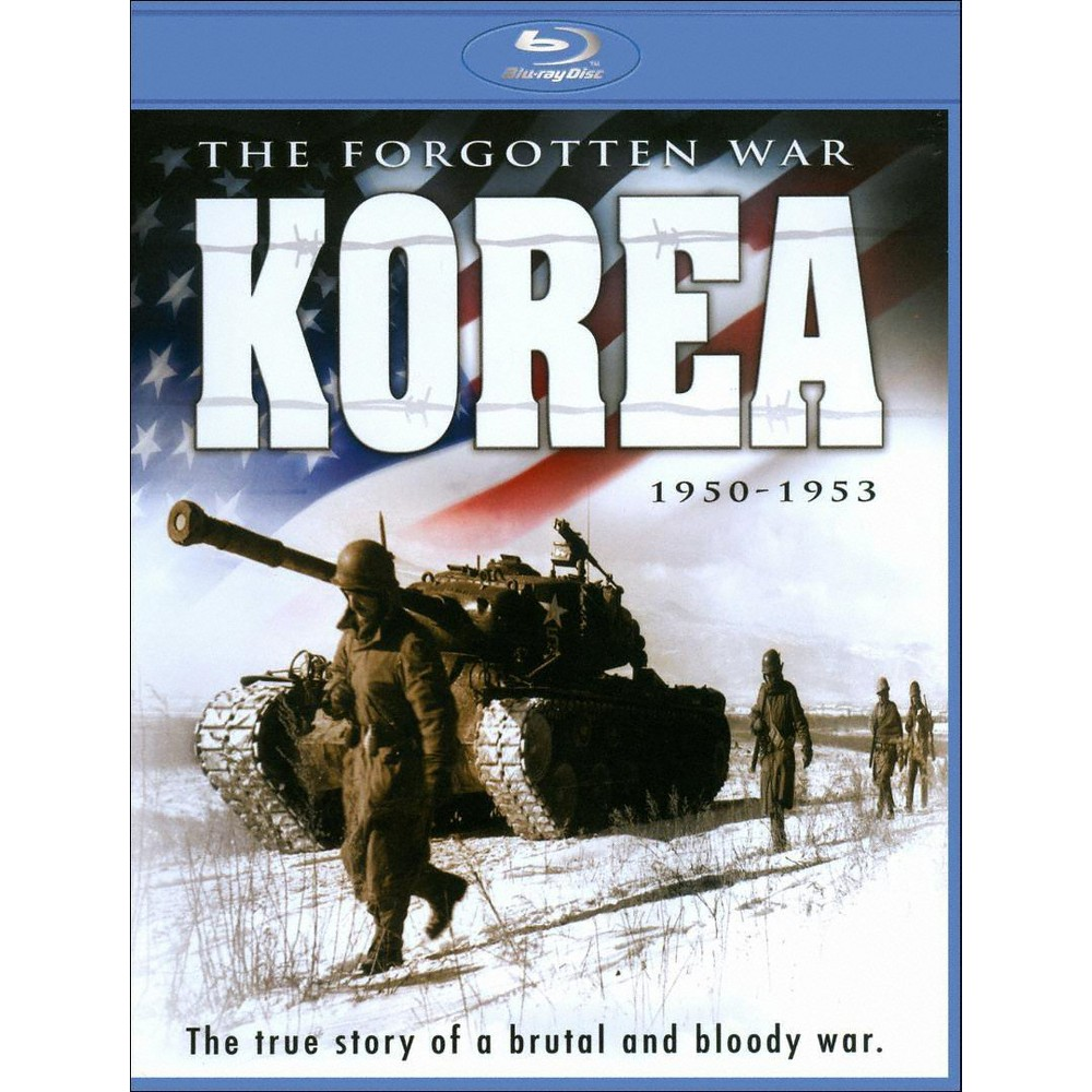 Korea:Forgotten War (Blu-ray)