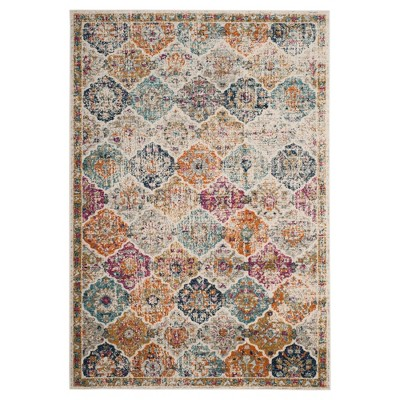 Shapes Loomed Area Rug 4'X6' - Safavieh