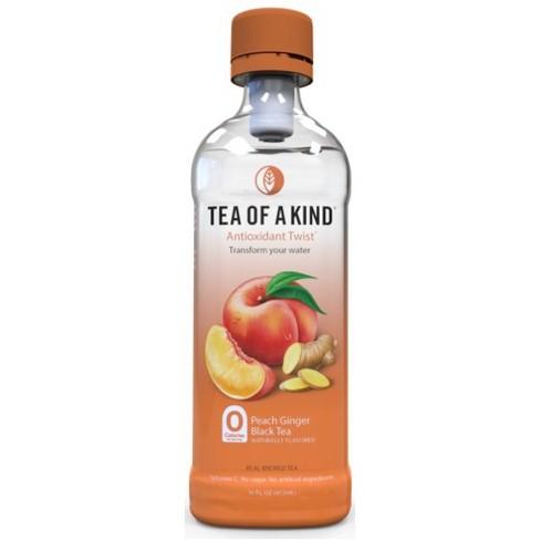 Tea of a Kind, Peach Ginger Black Tea - 16 fl oz Bottle - image 1 of 1